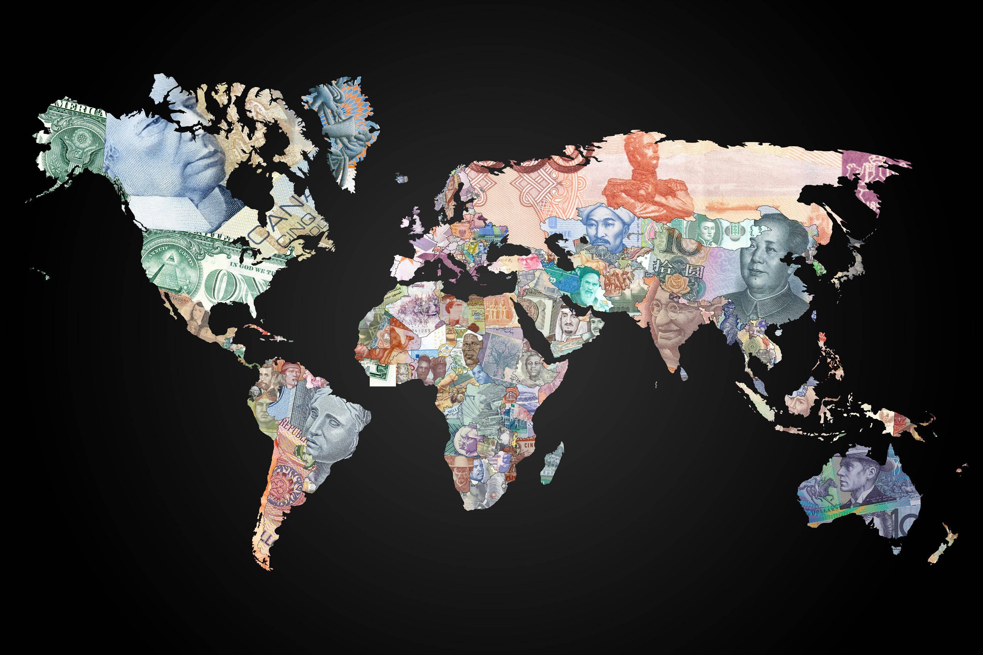 ارز کشورهای جهان