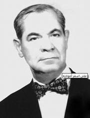 علی اصغر آموخته